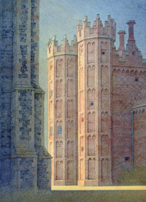 Hadleigh-Tower
