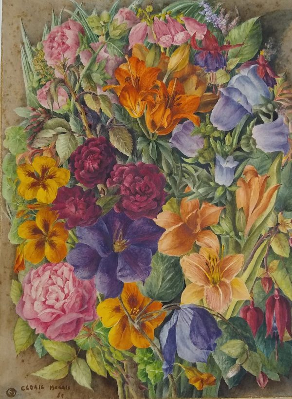 Morris-watercolour-Spring-and-Summer-Flowers